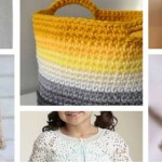 10 free crochet patterns we LOVE!