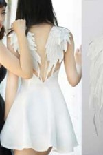 Awesome appliqué wings for crafts/sewing