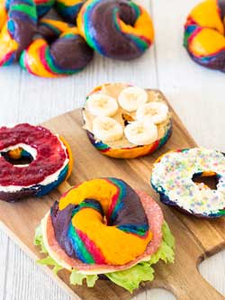 rainbow-bagel-toppings
