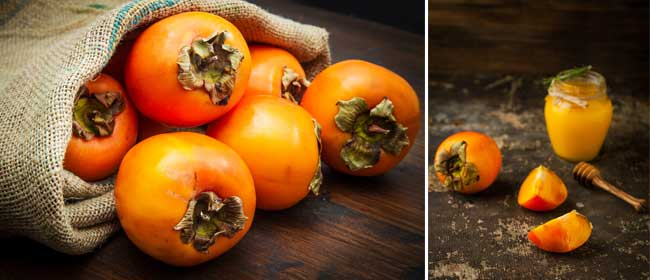 Growing-persimmon