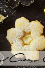 Custard cream cookies