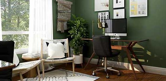 Creating a more permanent home office: Our top tips