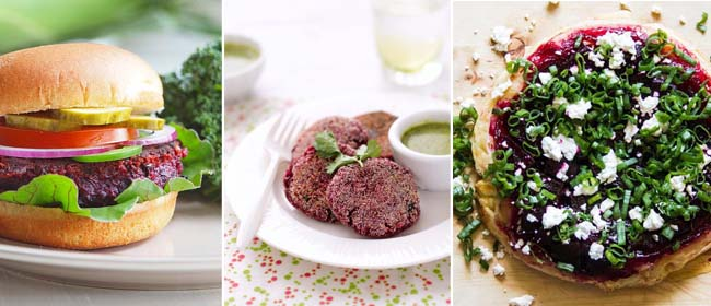 Beetroot recipes round-up