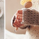Crochet workshop: Fingerless mittens