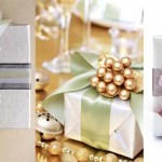 Gift wrap glamour