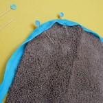 baby towel tutorial - image 1