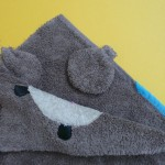 Baby towel tutorial - image 4